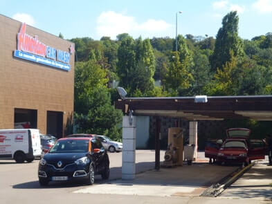 American Car Wash Aubergenville